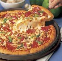 pizza calzone tomate mozzarella